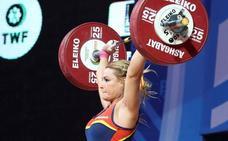 Lydia Valentín buscará su quinto oro europeo en los últimos seis años