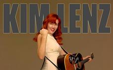 La artista Norteamericana Kim Lenz junto a Mario Cobo a la guitarra y los leoneses The Kickers ofrecerán un concierto con motivo de El día internacional de la Mujer