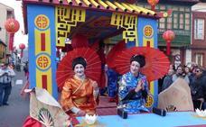 Colorido y originalidad en el Carnaval de La Robla