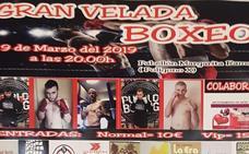El Pabellón Margarita Ramos acoge una velada de boxeo con seis combates amateur
