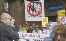 Los vecinos de Compostilla y Navatejera denuncian en Estrasburgo las «irregularidades» de las centrales de biomasa