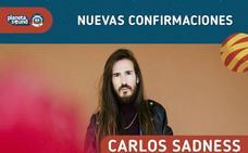Carlos Sadness, nueva confirmación estrella del Planeta Sound