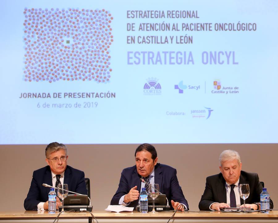 Jornada sobre la Estrategia Regional de Atención al Paciente Oncológico