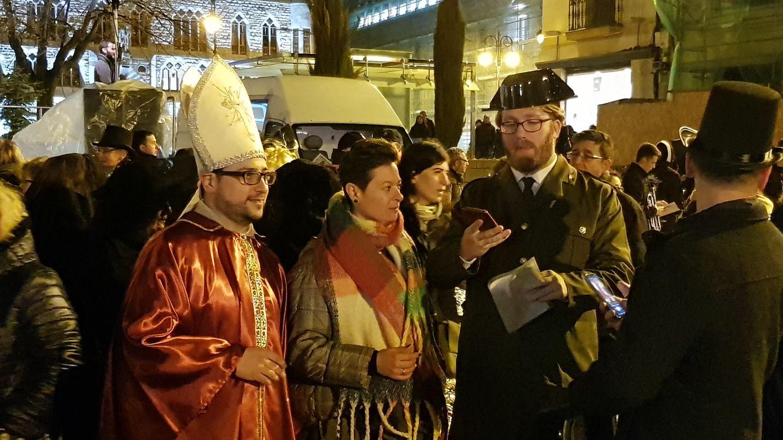 Lágrimas por 'doña Sardina'