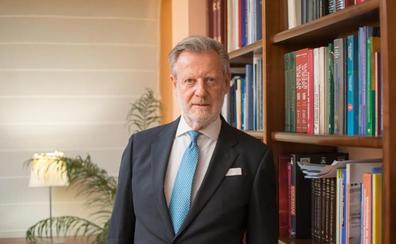 Jorge García Vázquez sustituye a José Ángel Hermida al frente de la Fundación Obra Social de Castilla y León