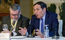 Sáez Aguado insiste en el futuro que tiene la enfermería con competencias cada vez más complejas