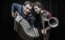 Jorge Arribas y Diego Galaz ofrecen el viernes en El Albéitar un concierto 'Fetén, fetén'