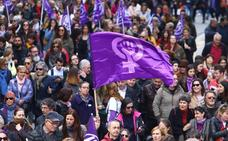 Ponferrada se sube a la ola feminista con otra marea por el 8-M