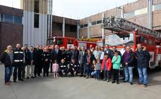 León sacará 16 nuevas plazas de bomberos mientras renueva las instalaciones del Parque