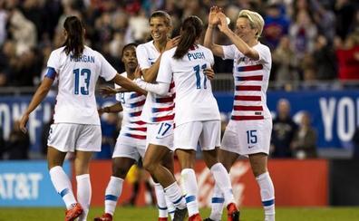 La selección femenina de EE UU demanda a su federación por discriminación