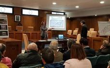 Merayo confía en que a finales de mes se puedan dar los «primeros pasos» del ARU de La Puebla Norte