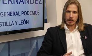 Pablo Fernández: «Cs es más de lo mismo que el PP, el PSOE un mero maquillaje y VOX antónimo del progreso»
