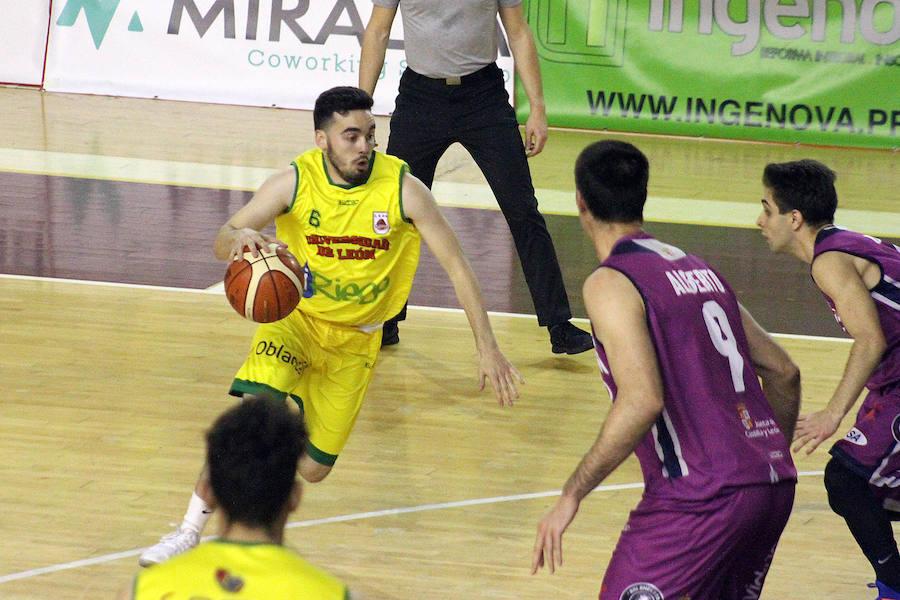 Ule IRiego Basket León - Reino de León