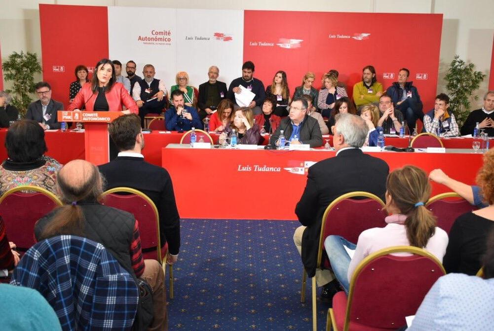 El Comité Autonómico del PSOECyL aprueba las listas al Congreso, Senado, Cortes