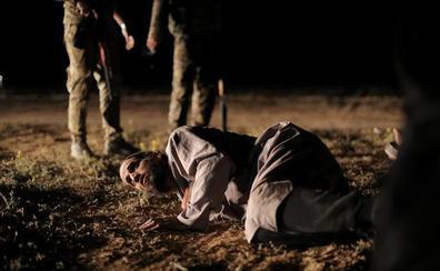 Los últimos yihadistas de Baghouz
