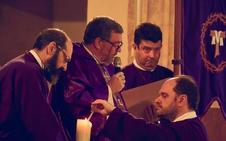 Miguel Fuertes, nuevo Mayordomo de la Cofradía del Santísimo Cristo de la Expiración y del Silencio