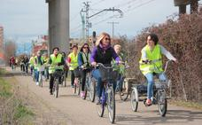 Villarejo conmemora el Día de la Mujer con la II Marcha en bici y un concierto por la igualdad