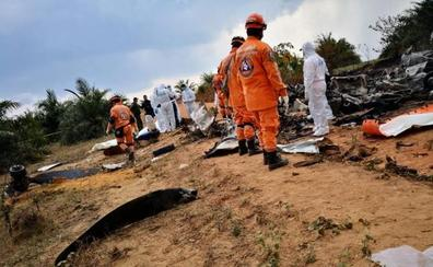 Dos españoles, entre los 157 muertos del avión que se ha estrellado en Etiopía