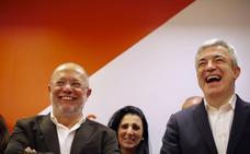 Igea gana las primarias de Cs tras 'tumbar' a Clemente y asegura que no pasa por su cabeza pactar con el Partido Popular