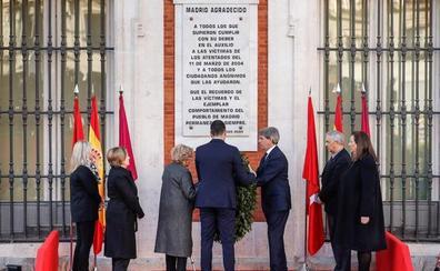 Madrid recuerda a las víctimas del 11-M para que «las nuevas generaciones no lo olviden»