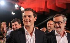 Ciudadanos ultima un pacto para sumarse a la coalición PP-UPN