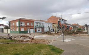 Comienzan las obras del Plan Provincial de Cooperación 2018 en Santa María del Páramo