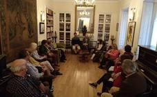 Las tertulias culturales continuan en la Casa de León en Madrid