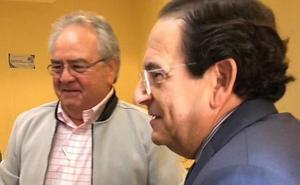 El senador leones Luis Aznar encabeza la delegación parlamentaria de visita oficial en Nicaragua