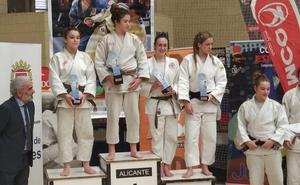 Daniela Agudo, bronce en el Internacional de Alicante