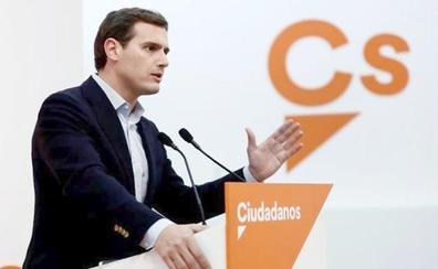 Rivera pide a todos los afiliados que apoyen a Igea como candidato en Castilla y León