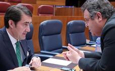 Suárez-Quiñones recalca que la Junta trabaja para que Ponferrada y León sean «paso obligado del corredor Atlántico»