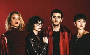 El grupo de indie pop alternativo The Crab Apples llega a León