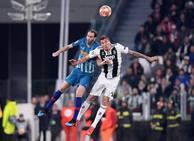 Las mejores imágenes de la Juventus-Atlético de Madrid