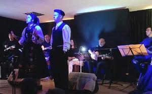 El teatro San Francisco acoge una jornada musical a cargo de ´Folk del Sur´