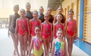 La Escuela Municipal de Gimnasia Rítmica de Astorga se clasifica para el Nacional