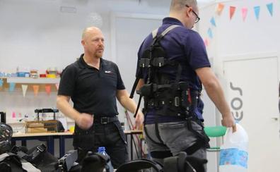 Exoesqueletos, el 'uniforme' de la industria 4.0