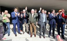 La ley para blindar la caza sigue adelante con críticas de IU y Podemos a la Junta por su gestión
