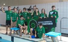 El Trofeo de Natación la Venatoria-Ciudad de León celebra su segunda edición
