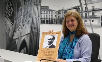 Un recital protagonizado por Juanjo Cardenal homenajea a Antonio Machado en el Día Mundial de la Poesía