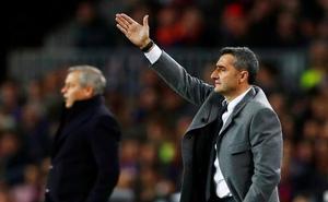 Valverde: «Es la Champions, es normal que haya momentos de tensión»