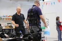 La industria de León se apunta a los exoesqueletos