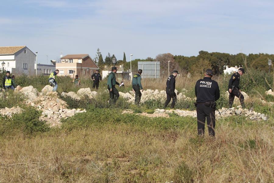 Angustiosa búsqueda de dos niños desaparecidos en Godella