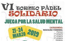 Alfaem organiza por sexto año su Torneo de Pádel Solidario 'Juega por la Salud Mental'