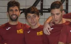 Dos nadadores del Club Swimtech León estarán en el Campeonato de España de Natación Infantil de Invierno