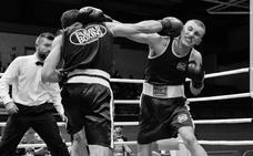 Más de 600 personas vibraron con el boxeo en el Margarita Ramos