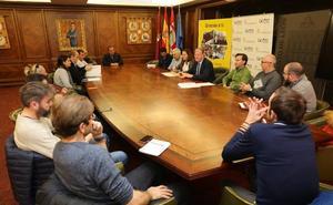 El Ayuntamiento informa a los clubes de la ciudad de cómo solicitar las plazas en la Residencia Doña Sancha