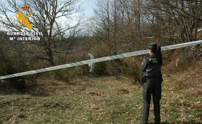 Hallan en Palencia más restos humanos en la zona de Areños donde fue localizado un cráneo