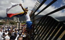 España concentra la mayoría de las solicitudes de asilo de los venezolanos en la UE