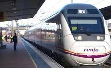 Renfe recupera el horario del primer tren Regional León-Ponferrada una vez finalizadas las obras entre Torre y La Granja