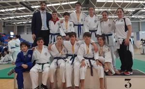 Tres oros, una plata y dos bronces para el Kyoto en Valladolid